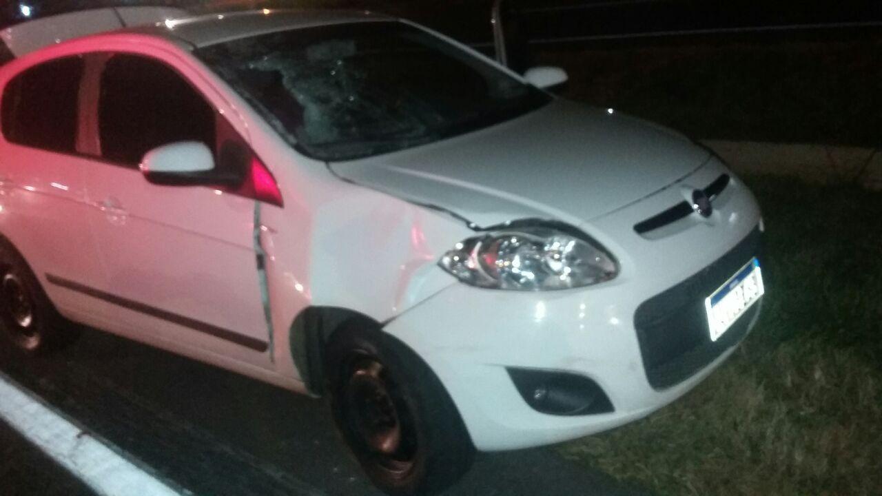 Pedestre morre atropelado na BR-116 em São José dos Pinhais, diz PRF