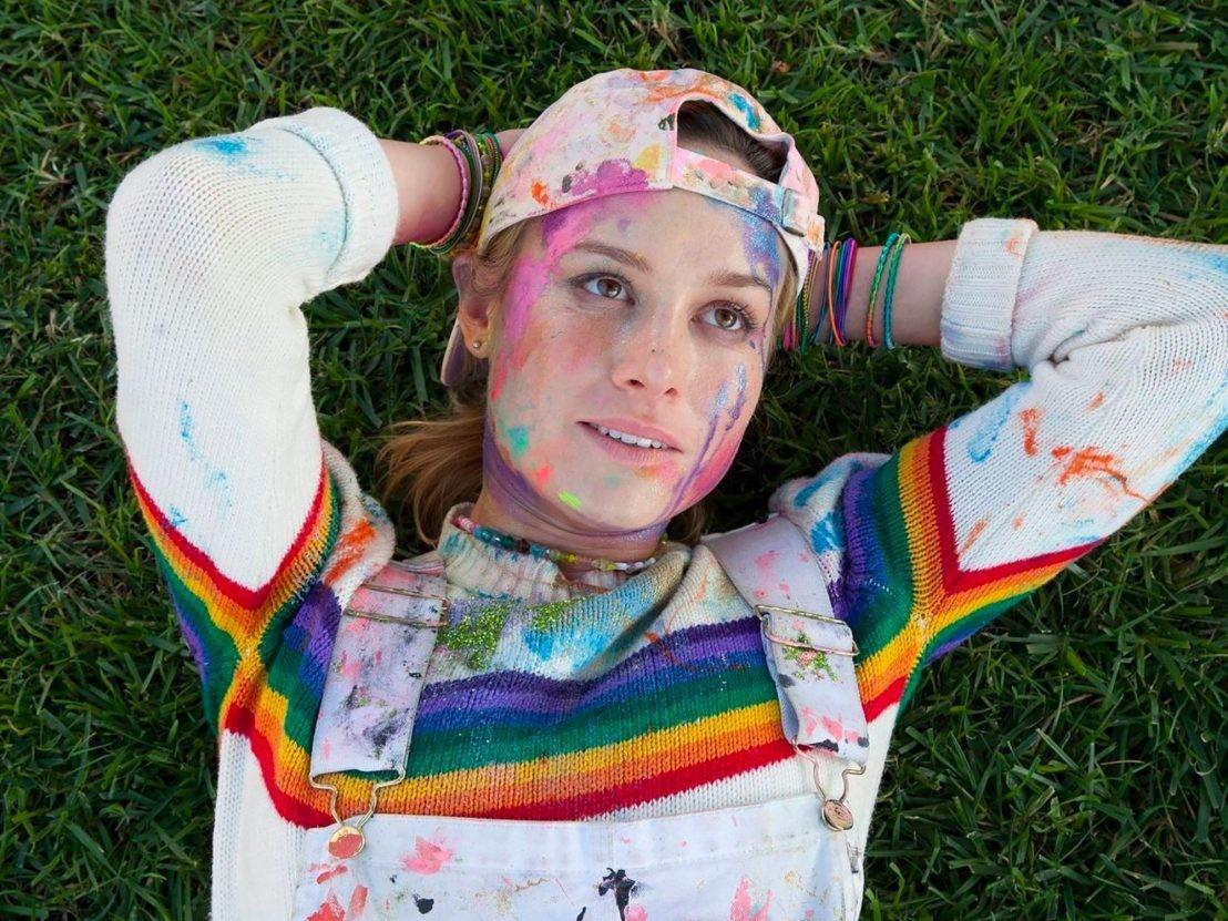 Brie Larson em Loja dos Unicórnios, filme que protagoniza e dirige (Foto: Divulgação)