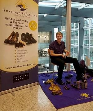 Sunshine Shoeshine (Foto: Reprodução/Facebook)