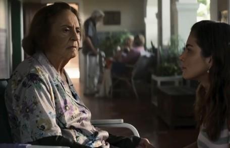 Na quinta (3), Matilde (Laura Cardoso) será apresentada a Maria da Paz e lembrará da boleira Reprodução