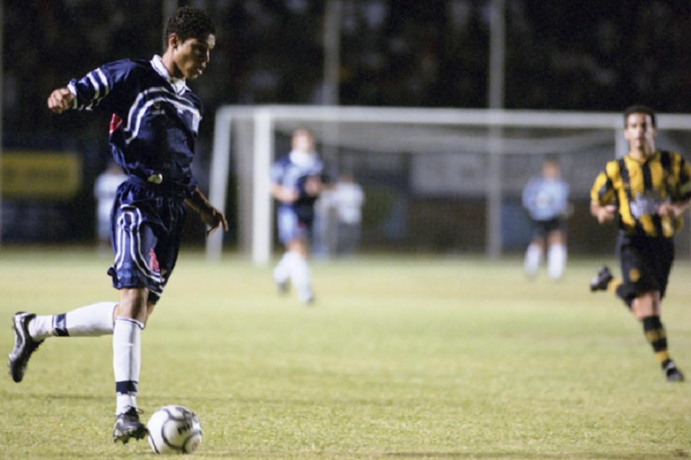 Guerrero estreou pelo Alianza de Lima em 2002, quando tinha somente 18 anos. Retorno não faz parte dos planos para o momento (Foto: Reprodução do Twitter alianzahistory.pe)