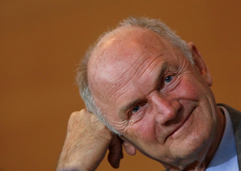 Ferdinand Piëch, ex-CEO da Volkswagen, morreu na Alemanha, aos 82 anos � Foto: Reuters/Christian Charisius