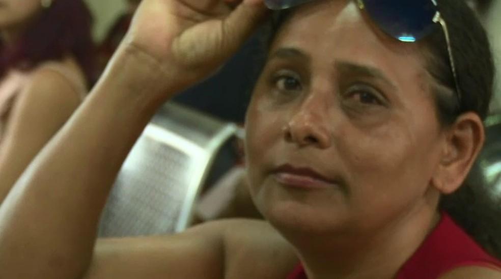 Além de deixar os olhos vermelhos, conjuntivite pode causar febre e dor de cabeça — Foto: Cassius Afonso/Arquivo Pessoal/Reprodução Rede Amazônica Acre
