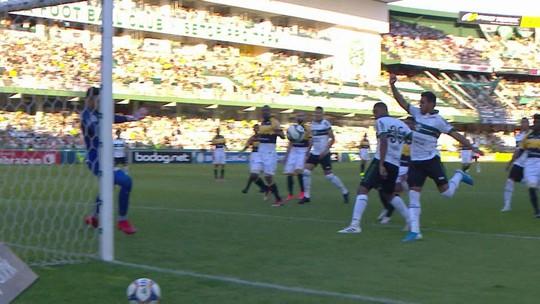 Coritiba 1x0 Criciúma: veja o gol, os melhores momentos e a briga no aquecimento