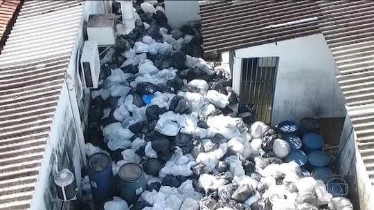 Polícia do Tocantins prende suspeito de descarte irregular de lixo hospitalar