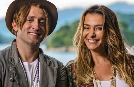 No filme 'Minha vida em Marte', de 2018, ele viveu Aníbal e contracenou com sua grande amiga Mônica Martelli Reprodução