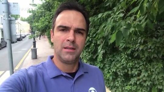'Quiz da Copa': Tadeu Schmidt anuncia o vencedor da disputa direto da Rússia