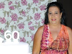 Maria do Carmo faleceu em dezembro de 2009 em  decorrência de um câncer de pâncreas (Foto: Arquivo Pessoal)