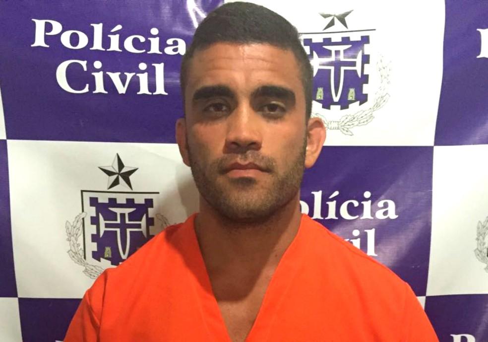 Sargento do Exército foi identificado como Luciano Simões de Siqueira Junior (Foto: Divulgação/Polícia Civil)