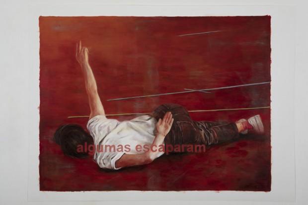 Regina Parra aponta violência contra a mulher em suas obras de arte (Foto: Divulgação)