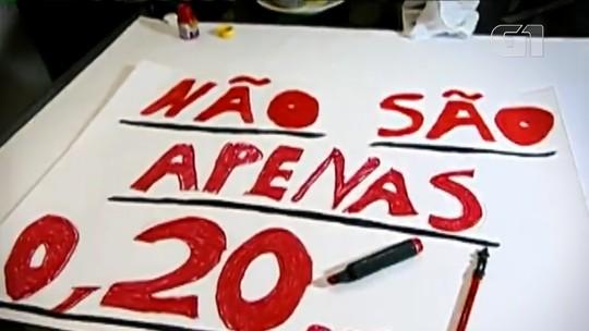 Cinco anos após protestos por R$ 0,20, ônibus do Rio somam 6 aumentos de tarifa e prisões por corrupção