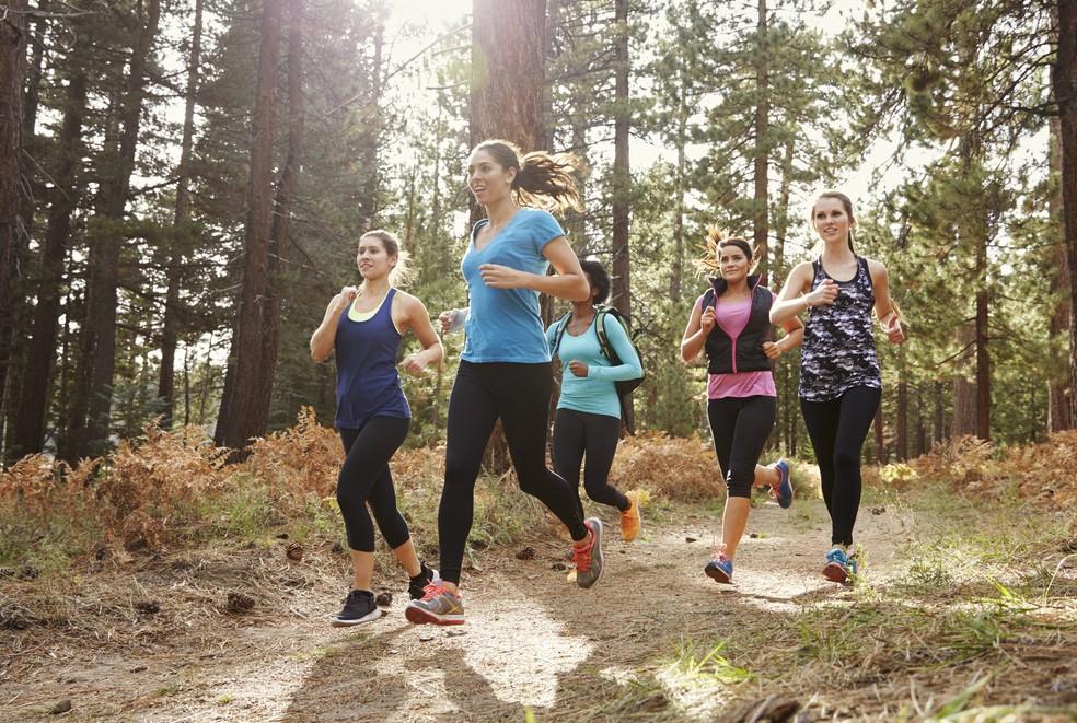 Esporte é capaz de corrigir fatores de risco para a saúde (Foto: iStock Getty Images)