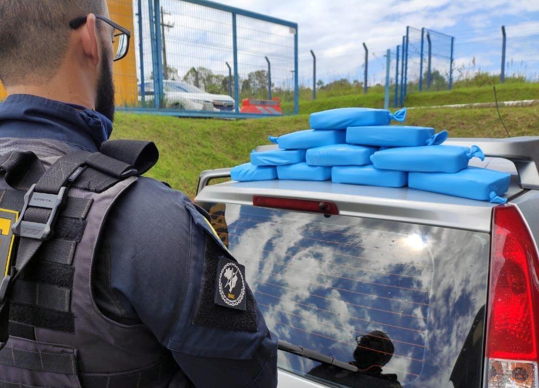 Polícia apreende mais de 10 kg de crack escondidos em tanque de carro no interior de SP