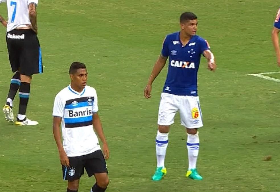 Ex-São Paulo e Arsenal-ING, Denilson não joga desde 2016, quando defendeu o Cruzeiro (Foto: Reprodução /TV Globo Minas)