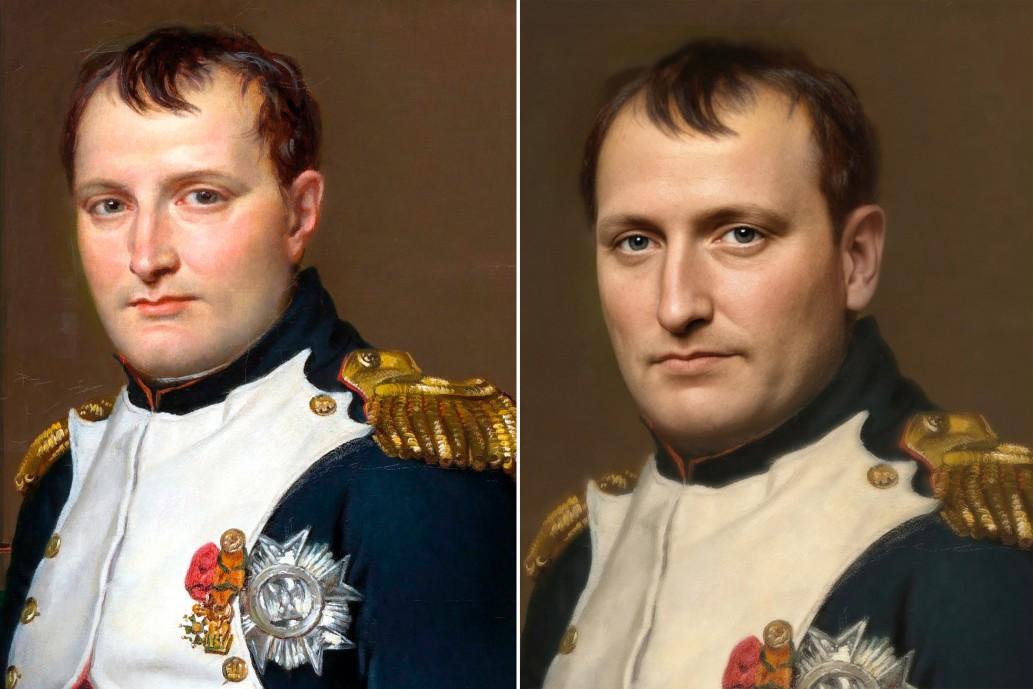 Fotógrafo cria retratos de figuras históricas com inteligência artificial (Foto: Getty Images/Bas Uterwijk)