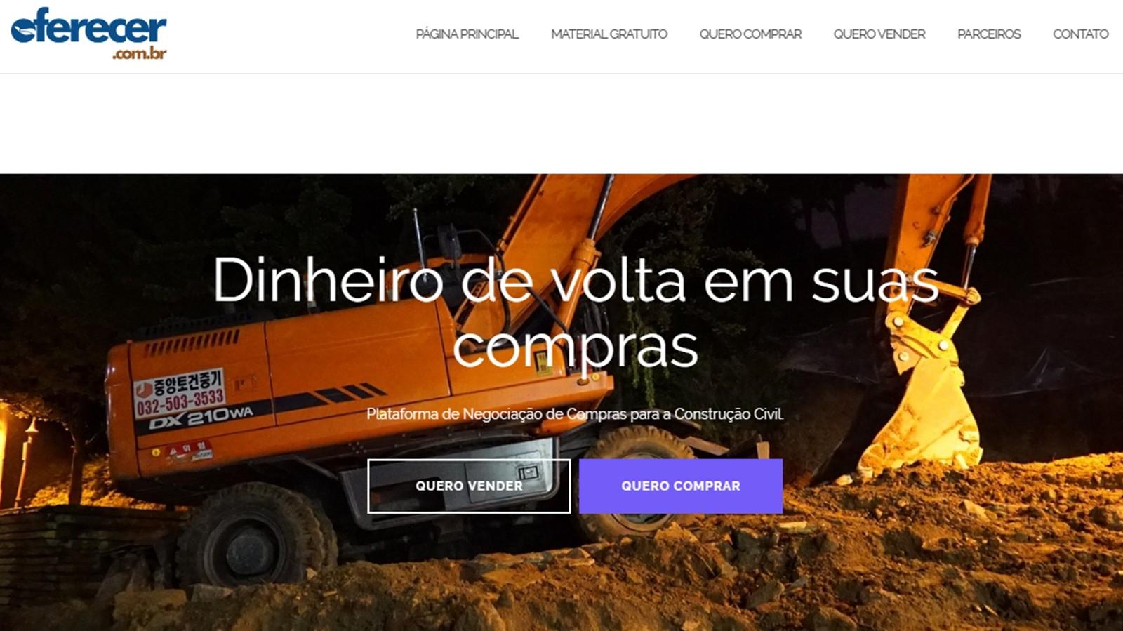 Startup da Paraíba otimiza comparação de preços de materiais de construção