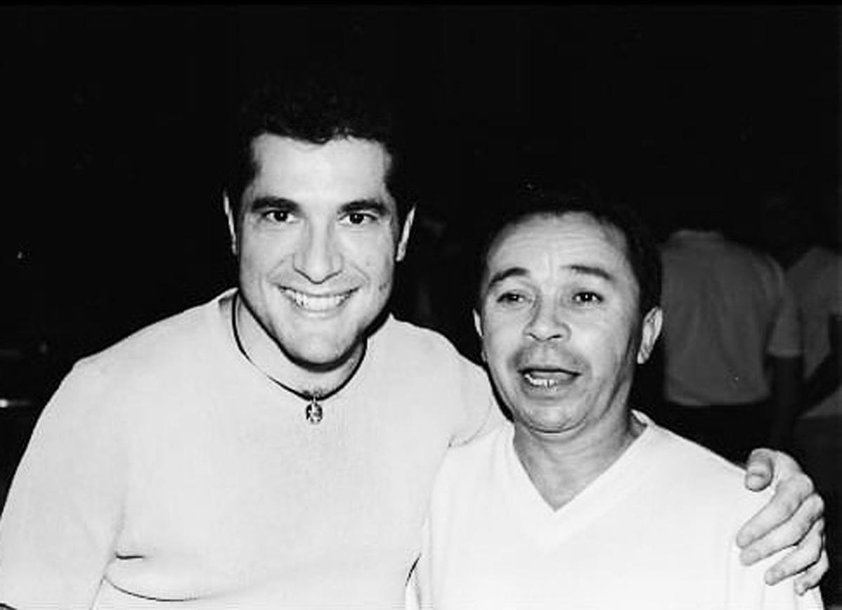 Daniel e Marinho do Acordeon (Foto: Reprodução/Instagram)