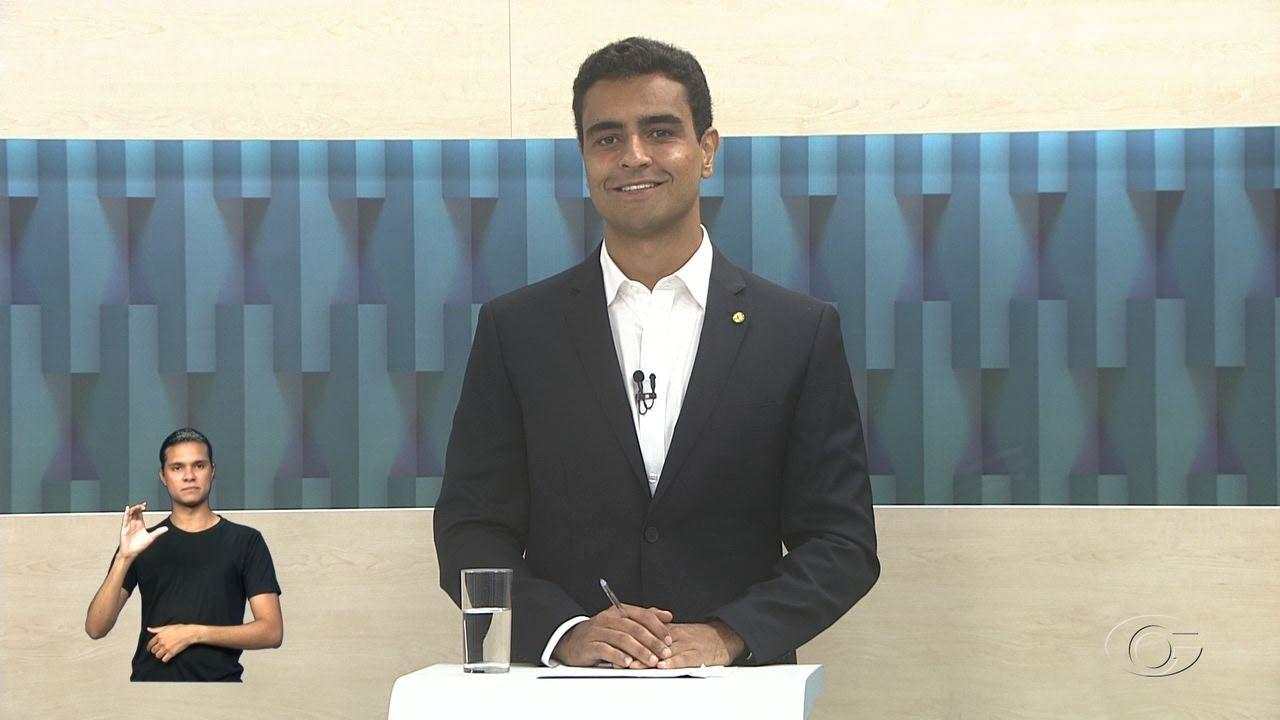 3º bloco - Debate dos candidatos à Prefeitura de Maceió antes do segundo turno