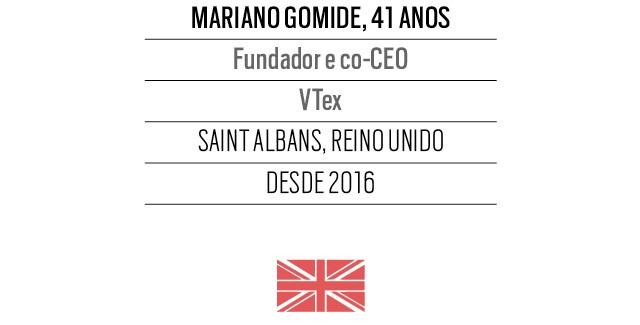 Mariano Gomide, 41 anos, Fundador e co-CEO VTex (Foto: Divulgação)