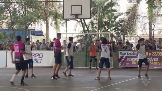Rodada define semifinalistas da 13ª Copa TV Tribuna de Handebol Escolar