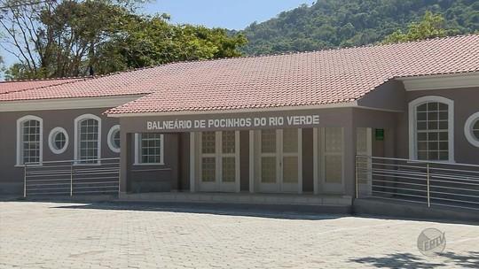 Balneário de Pocinhos do Rio Verde está fechado há três anos para reformas