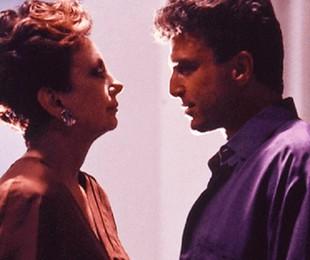 Beatriz Segall e Carlos Alberto Riccelli em 'Vale tudo' | Arquivo
