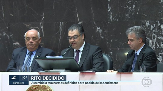 Entenda como será o rito do pedido de impeachment do governador Fernando Pimentel