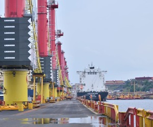 Nova lei da cabotagem aprovada na Câmara libera uso de navios estrangeiros no país