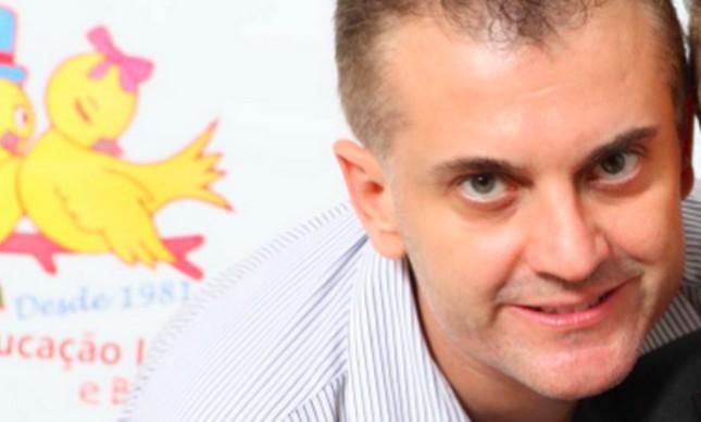 O representante da empresa Davati Medical Supply no Brasil Cristiano Alberto Carvalho
