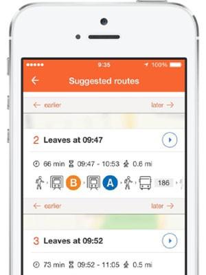 Aplicativo que auxilia usuário do transporte público chega a cidades da região Centro-Oeste de Minas