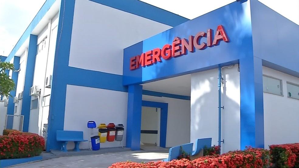 Hospital Regional de Rondonópolis — Foto: TV Centro América