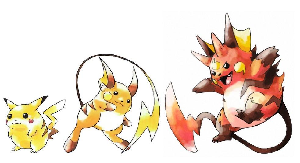 Conheca Os Pokemon Mais Bizarros Que Foram Descartados Pela