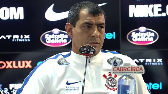 Camacho será titular, mas Carille muda posição de Jadson no Corinthians