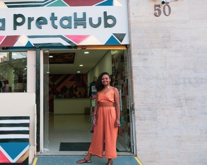 Por dentro da Casa PretaHub, novo espaço de criação digital para afroempreendedores