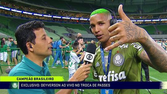 """""""MC Deyvinho"""" solta a voz no funk e brinca com críticas: """"Não sou um Messi, mas tenho qualidades"""""""