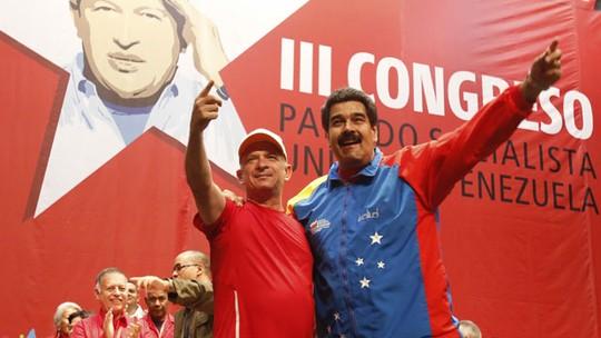 Foto: (Miraflores Palace/Reuters)