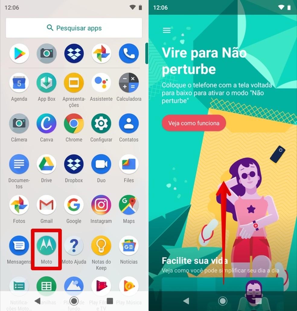 Como ativar a navegação por gestos no Android 9 (Pie) | Sistemas