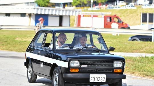 G1 anda no 'quarentão' Fiat 147, primeiro carro a álcool do Brasil