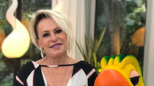 Louro José faz homenagem a Ana Maria Braga: 'Você é motivo de muita alegria pra mim'