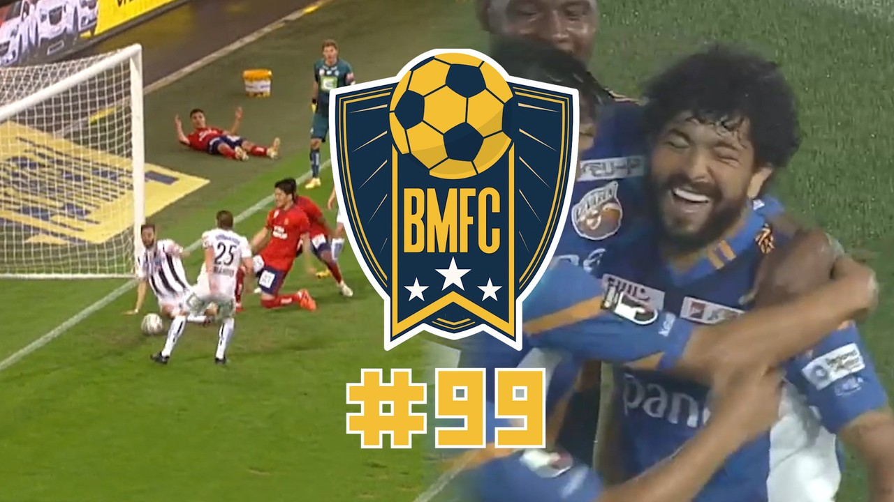BMFC #99: Golaço do