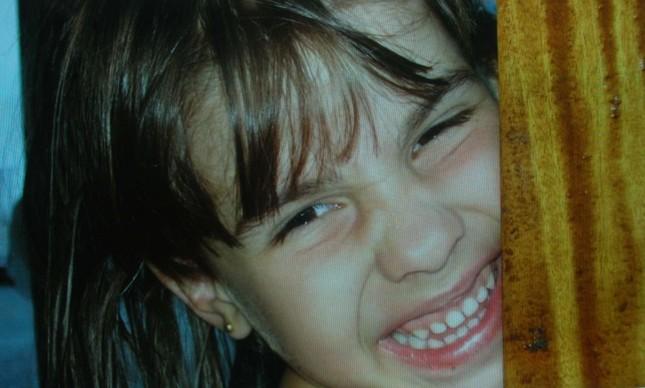 A menina Isabella Nardoni, assassinada pelo pai e a madrasta, em 29 de março de 2008