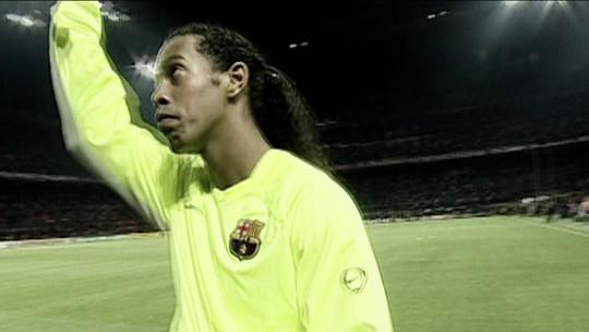 Arte, habilidade e alegria: o legado do craque Ronaldinho Gaúcho