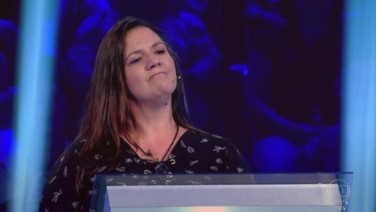 Gaúcha de Bagé ganha R$ 100 mil no quadro 'Quem Quer Ser Um Milionário?'