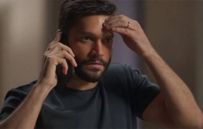 Armando Babaioff é Diogo (Foto: TV Globo)