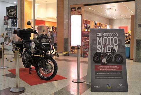 Exposição de motos começa nesta sexta-feira (19) em Mossoró, RN - Notícias - Plantão Diário