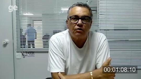 Disputas políticas, permanência de técnico e finanças: Paulo Carneiro responde polêmicas
