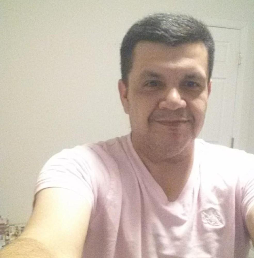 Marco Antônio Moreira foi morto em Long Branch, nos Estados Unidos (Foto: Reprodução/Facebook)