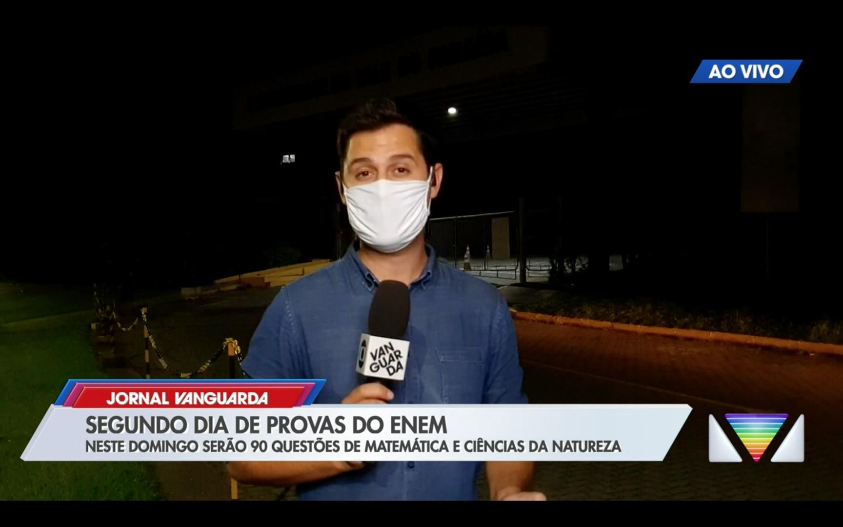 VÍDEOS: Jornal Vanguarda desábado, 23 de janeiro