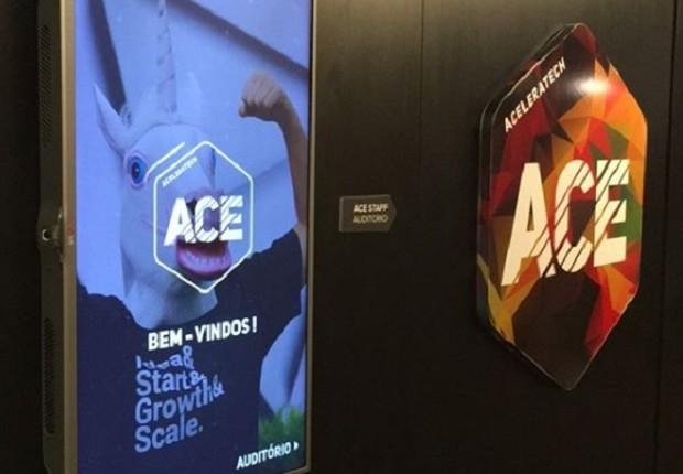 Escritório da ACE em São Paulo (Foto: Reprodução Facebook)