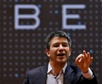 Travis Kalanick, ex-CEO da Uber | Danish Siddiqui / Reuters